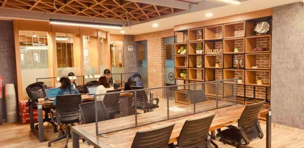 New Coworking Space in Gurgaon